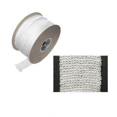 Insulation Tape 40Mm X 2Mm X 25M - Black Self Adhesive
