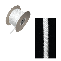 Rope Seal 4Mm ? X 25M Reel - Soft White