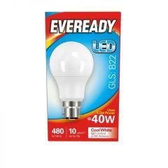 Eveready Led Gls 40W 480Lm B22