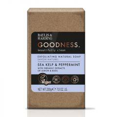 Baylis & Harding Soap 200G Sea Kelp & Peppermint