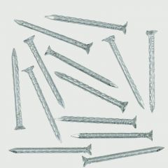 Supafix Jagged Plasterboard Nails 40Mm X 250G - Galvanised