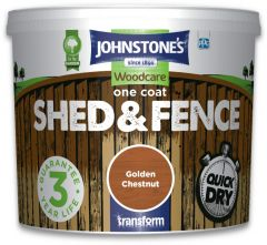 One Coat Shed And Fence 5L