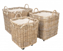 Claridge Rattan Basket