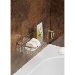 Supahome Large Rectangular Soap Tray