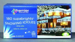 Snowing Icicles 180 Led