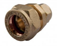 Supaplumb Lead Loc Adaptor 1/2'' 7Lb X 15Mm