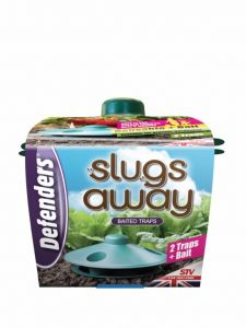 Defenders Slug Traps Twin Pack