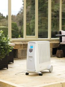 Dimplex Cadiz Oil Free Radiator With Electronic Climate Control 2Kw