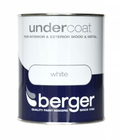 Berger Undercoat 750Ml White