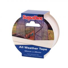 Supadec All Weather Tape 50X25m