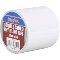 Supadec Double Sided Vinyl Floor Tape 48Mm X 5M