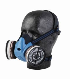Glenwear Twin Filter Respirator & 2 Replacement Cartridges