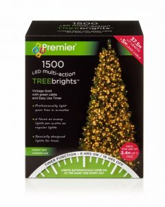 Multi Action Led Treebrights With Timer