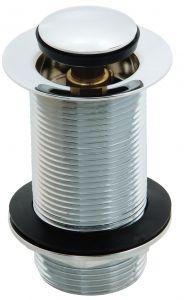 Embrass Peerless Solid Spring Plug Basin Waste