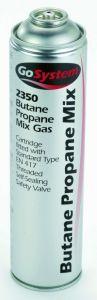 Gosystem Butane Propane Mix Gas Cartridge 350G