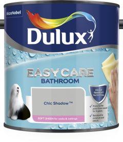 Dulux Easycare Bathroom Soft Sheen 2.5L Chic Shadow