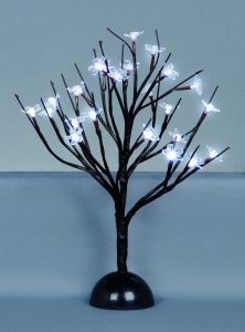 Battery Operated Cherry Blossom Leds With Timer