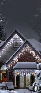 Led Multi Function Icicle Lights