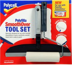 Polycell Smoothover Toolset
