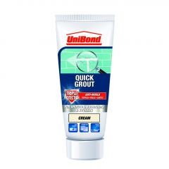 Unibond Quick Grout Triple Protect Tube Cream