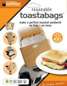 Toastabags Reusable Toasabags Twin Pack