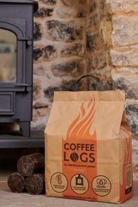Biobean Bio-Bean Coffee Logs Pack 16 - 8Kg