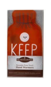 Hearth And Home Reusable Press Touch Hand Warmers