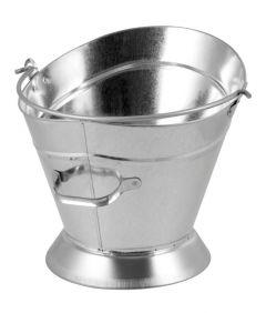 Hearth & Home Waterloo Galvanised Coal Bucket