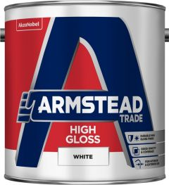 Armstead Trade High Gloss 2.5L White