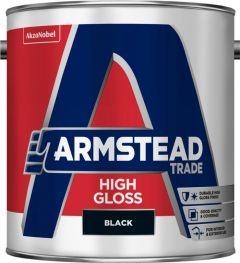 Armstead Trade High Gloss 2.5L Black