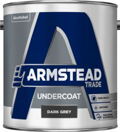 Armstead Trade Undercoat 2.5L Dark Grey