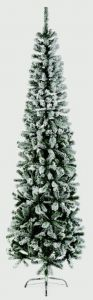 Flocked Spruce Pineflocked Pvc