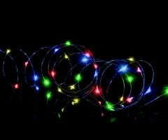 Pin Wire Led Timer Lights