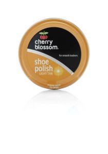 Cherry Blossom Shoe Polish 50Ml Light Tan