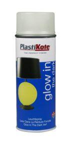 Plastikote Glow In The Dark 400Ml