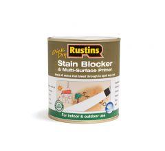 Rustins Stain Block Multi Purpose Primer 500Ml