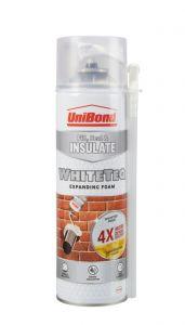 Unibond White Teq Expanding Foam Filler 477G