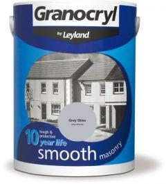 Granocryl Smooth Masonry 5L Grey Skies