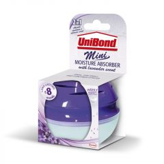 Unibond Mini Humidity Absorber Lavender