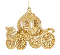 Cinderella Glitter Carriage Trim