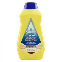 Astonish Cream Cleaner 500Ml Lemon Fresh