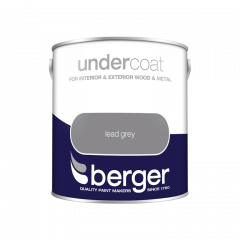 Berger Undercoat 2.5L Lead Grey