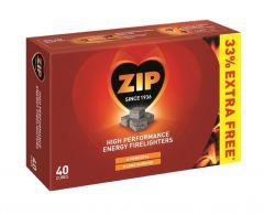 Zip Firelighters 30 Plus 33% Free