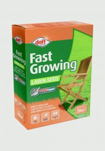 Doff Fast Acting Lawn Seed With Procoat 500G