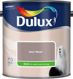 Dulux Silk 2.5L Heart Wood
