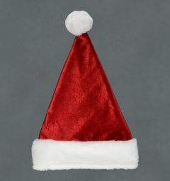 Luxury Feel Santa Hat