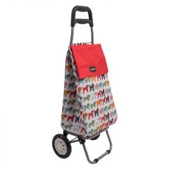 Sabichi Shopping Trolley Pug