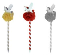 Christmas Unicorn Pen