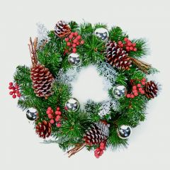 Dressed Wreath