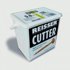Reisser Cutter High Performance Woodscrew 5.0 X 60Mm 500 Piece Tub